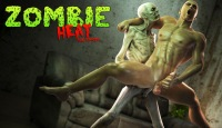 Crazy zombie game with anal gay games