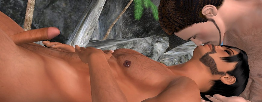3D Gay Villa 2 free gay simulation with fucking